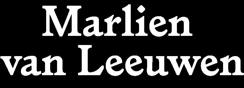 Marlien van Leeuwen